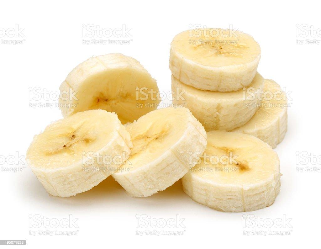 Rondelles de banane - Photo