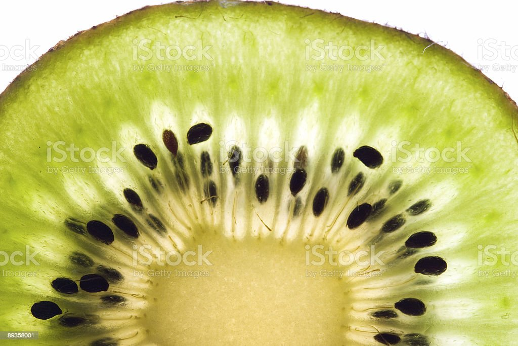 Fette di kiwi. foto stock royalty-free
