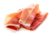 Sliced of jamon