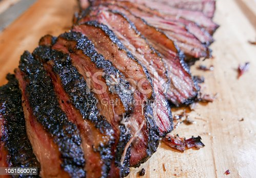 Brisket barbecue