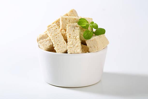 tofu tranché - Photo