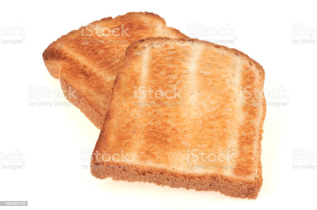 tranches de pain de mie grillees stock photo download image now istock