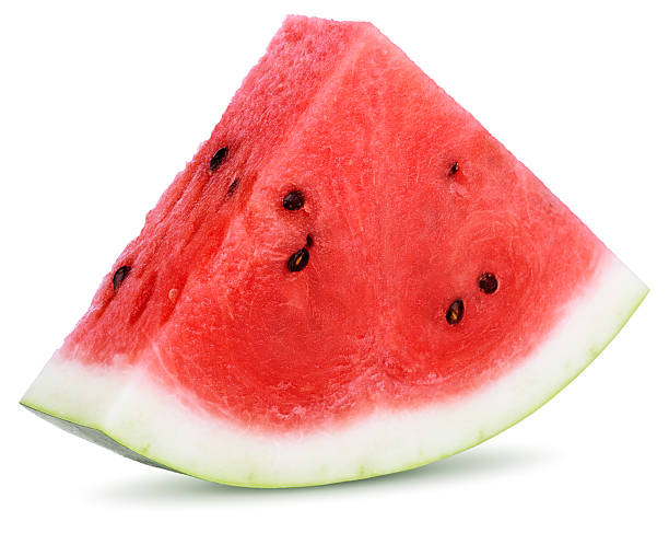 Fatias de melancia - foto de acervo