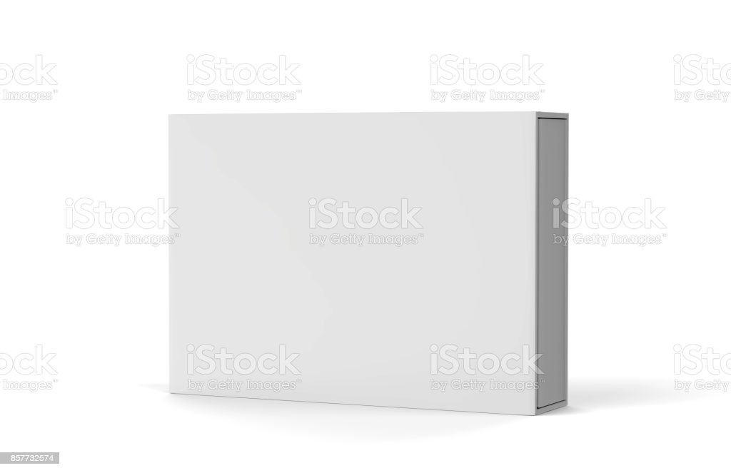 Sliding Box Gift Set stock photo
