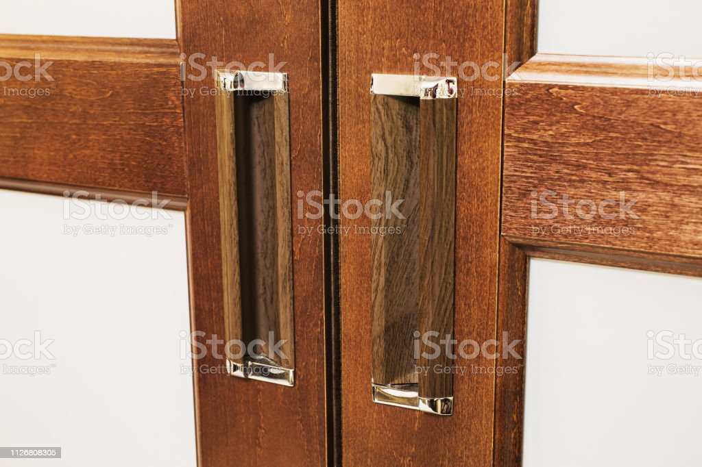 Sliding Doors In Room Door Knob Modern Wooden Sliding Doors With Knob Entry In Hotel Stock Photo Download Image Now Istock