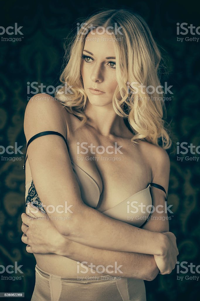Slim Blonde - Stock image .