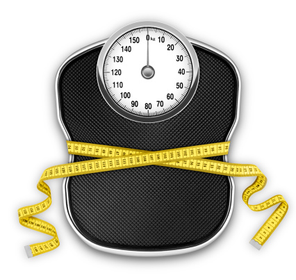 Slimming Scale Stock Photo - Download Image Now