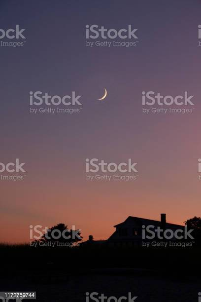 Photo of Sliver of Moon