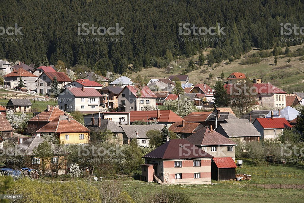 Slovakia royalty-free stock photo