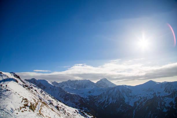 Slowakije Tatra bergen foto