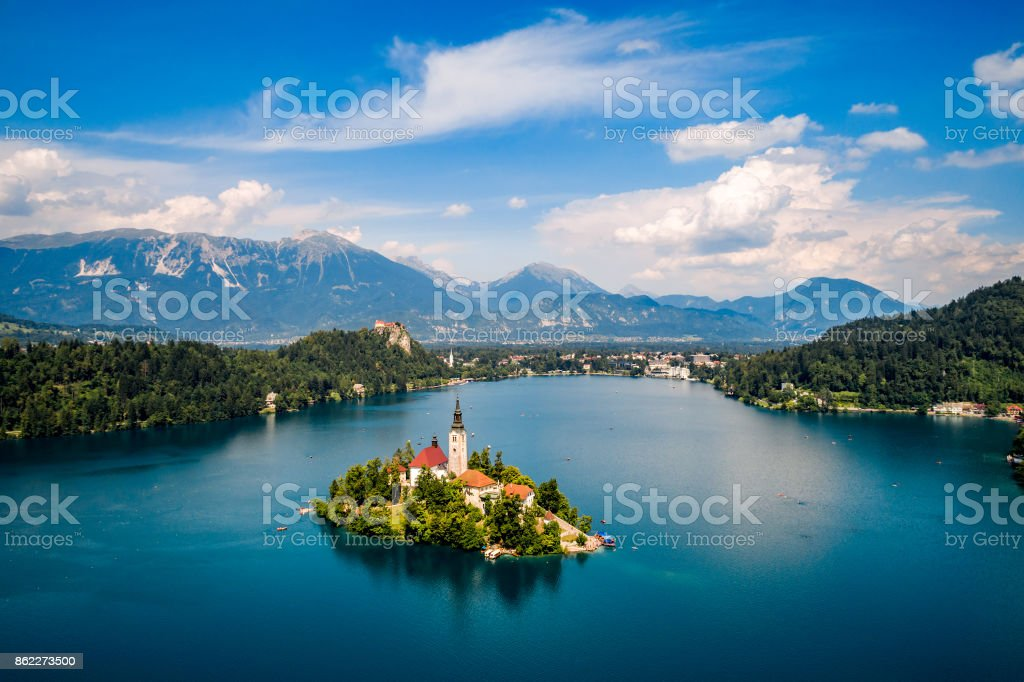 Slowenien - Resort Lake Bled. – Foto