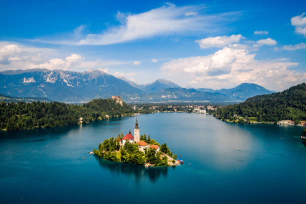 Slowenien - Resort Lake Bled. – Foto