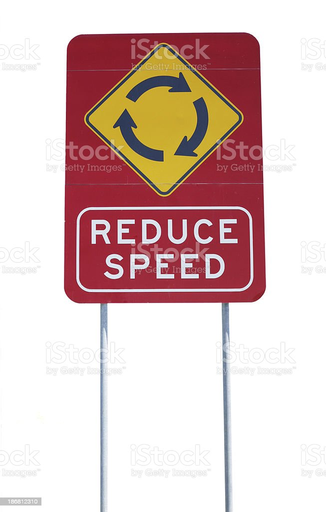 Slow down! royalty-free stock photo