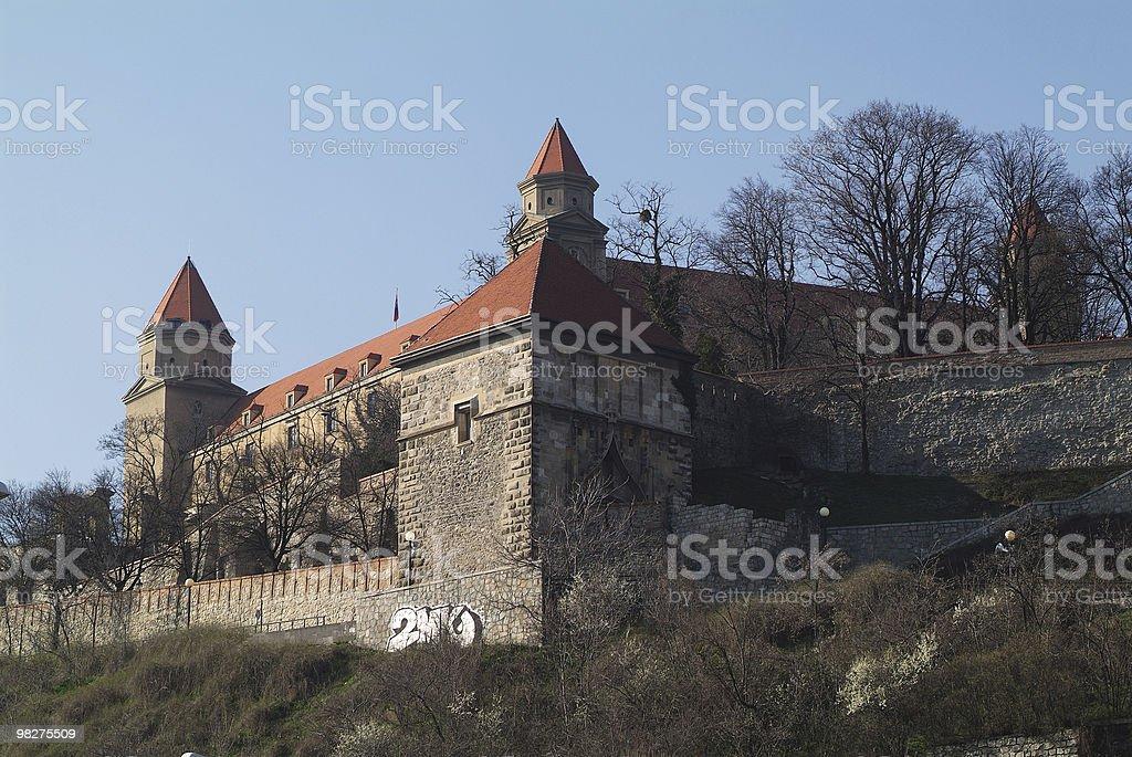 Slowakia ; bRATISLAVA royalty-free stock photo