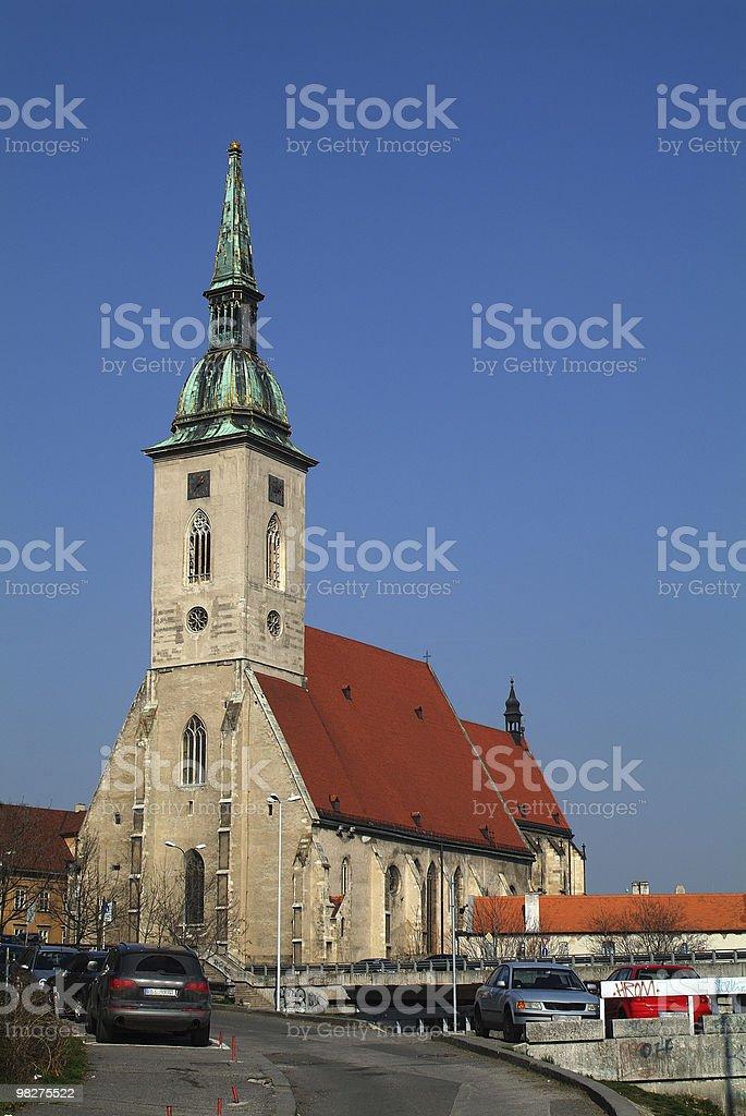 Slowakia , Bratislava royalty-free stock photo