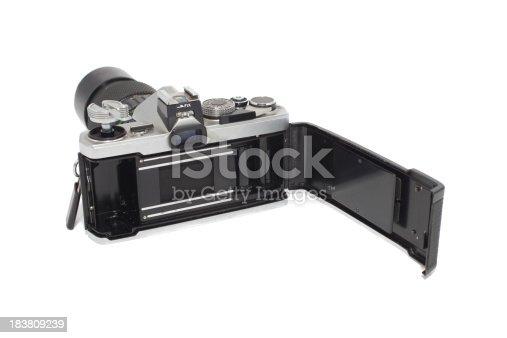 istock Slr Camera 183809239