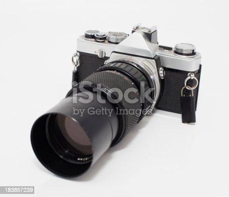 istock Slr Camera 183857239