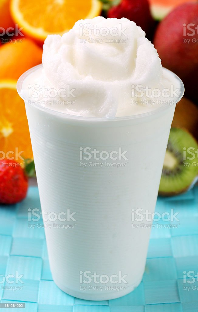 Slush stock photo