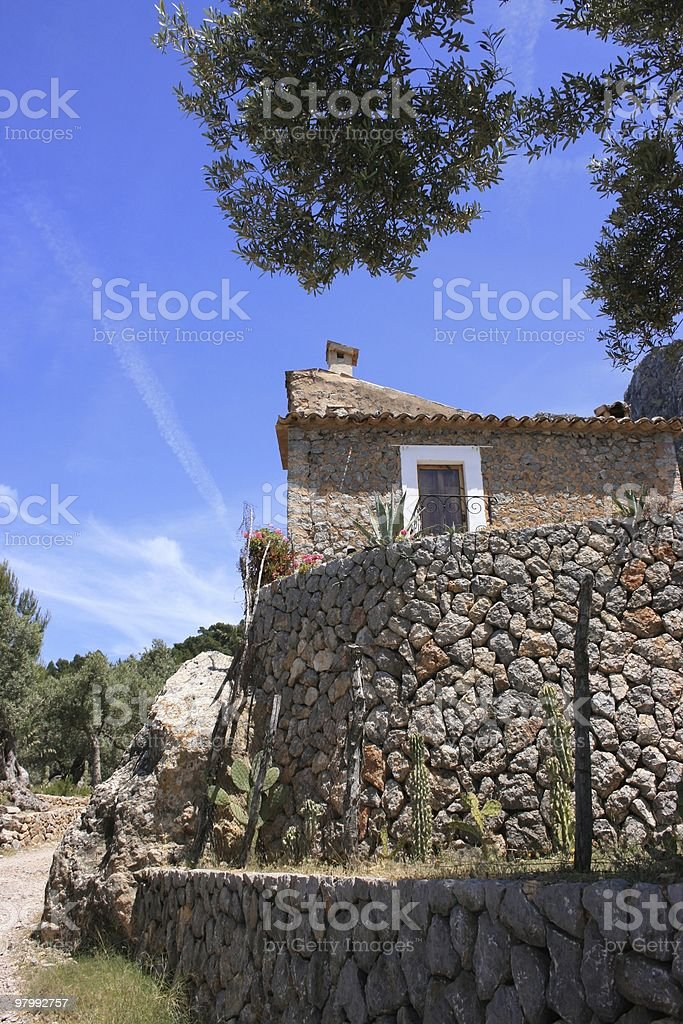 smal finca royalty-free stock photo
