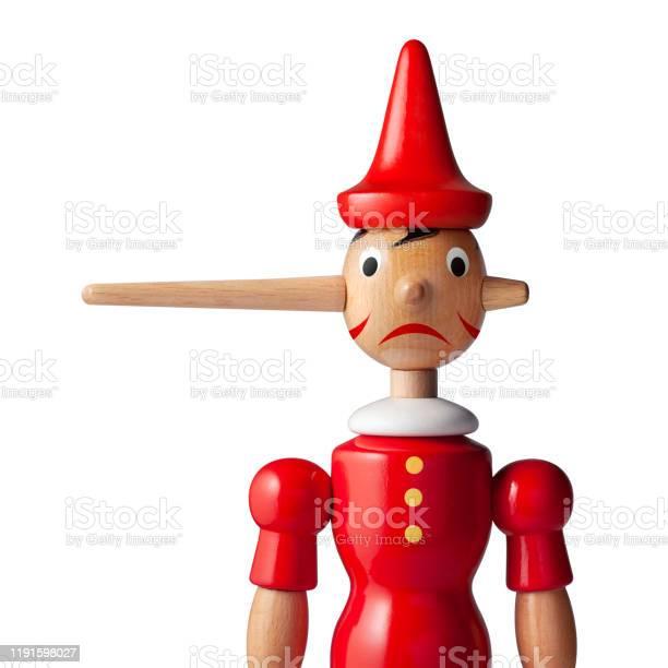 長い 鼻 は なぜ ピノキオ の