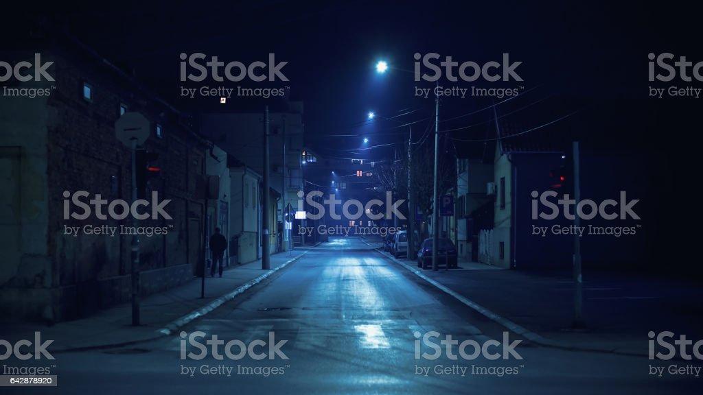 小巴爾幹鎮街圖像檔