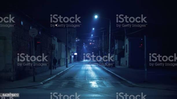 Photo of Small Balkan Town Street