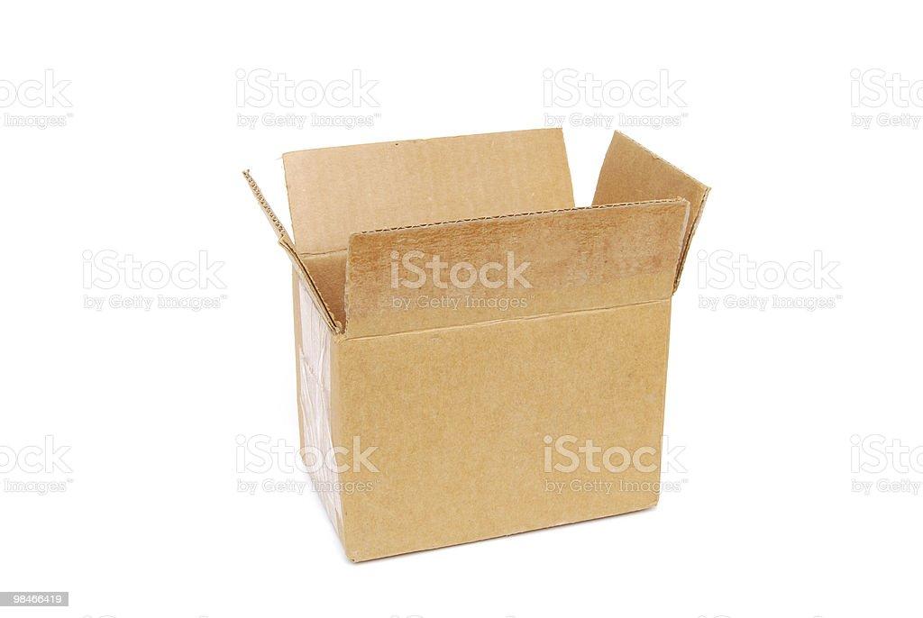 Small Box royalty-free stock photo