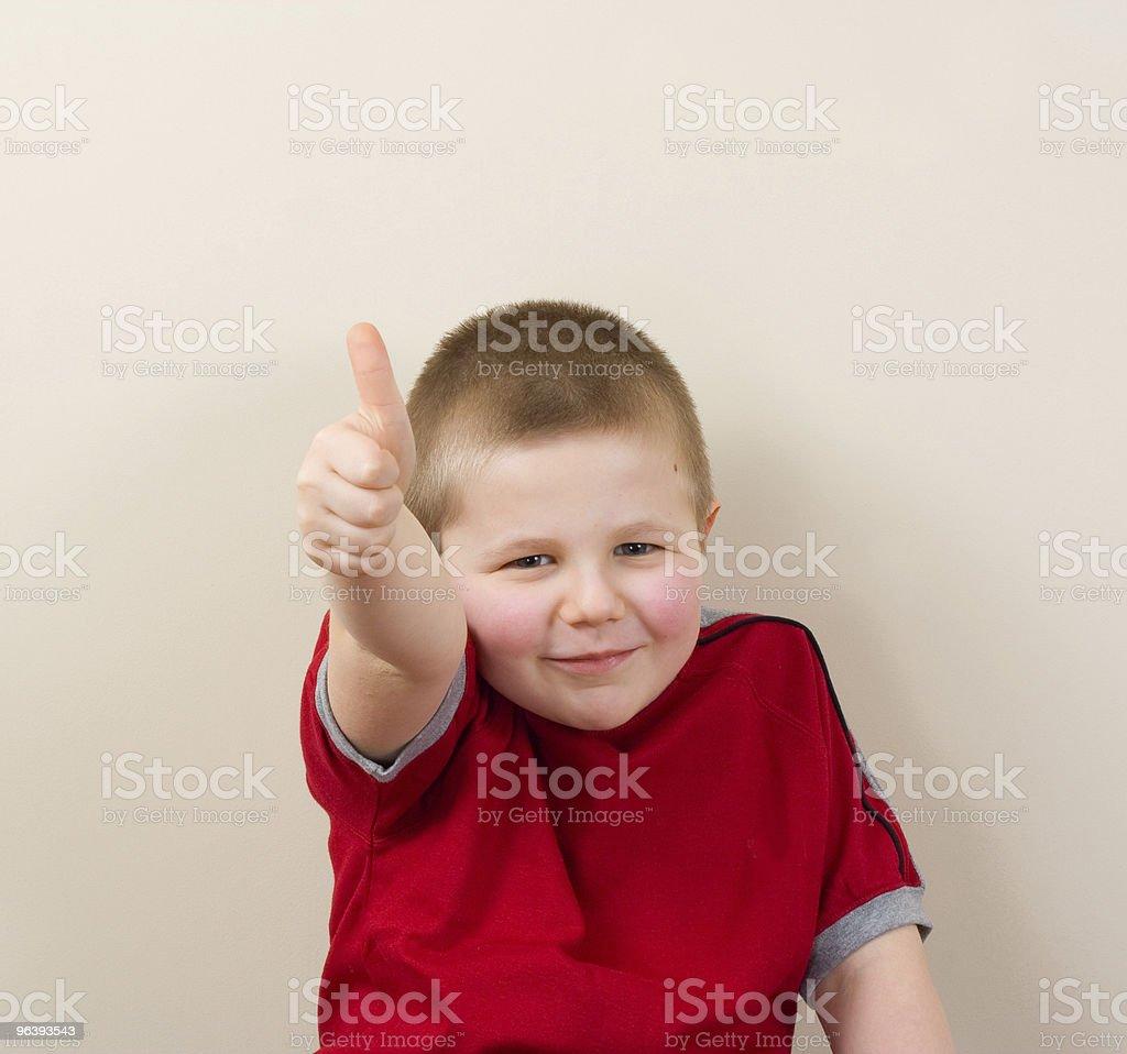 Small boy - Royalty-free Boys Stock Photo