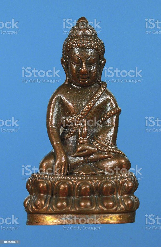Small buddha 49 royalty-free stock photo