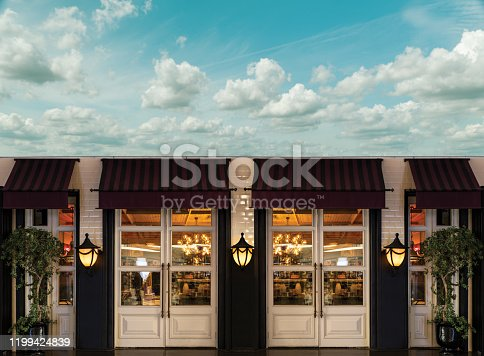 Business, Food and Drink, Restaurant, Coffee Shop, Cafeteria