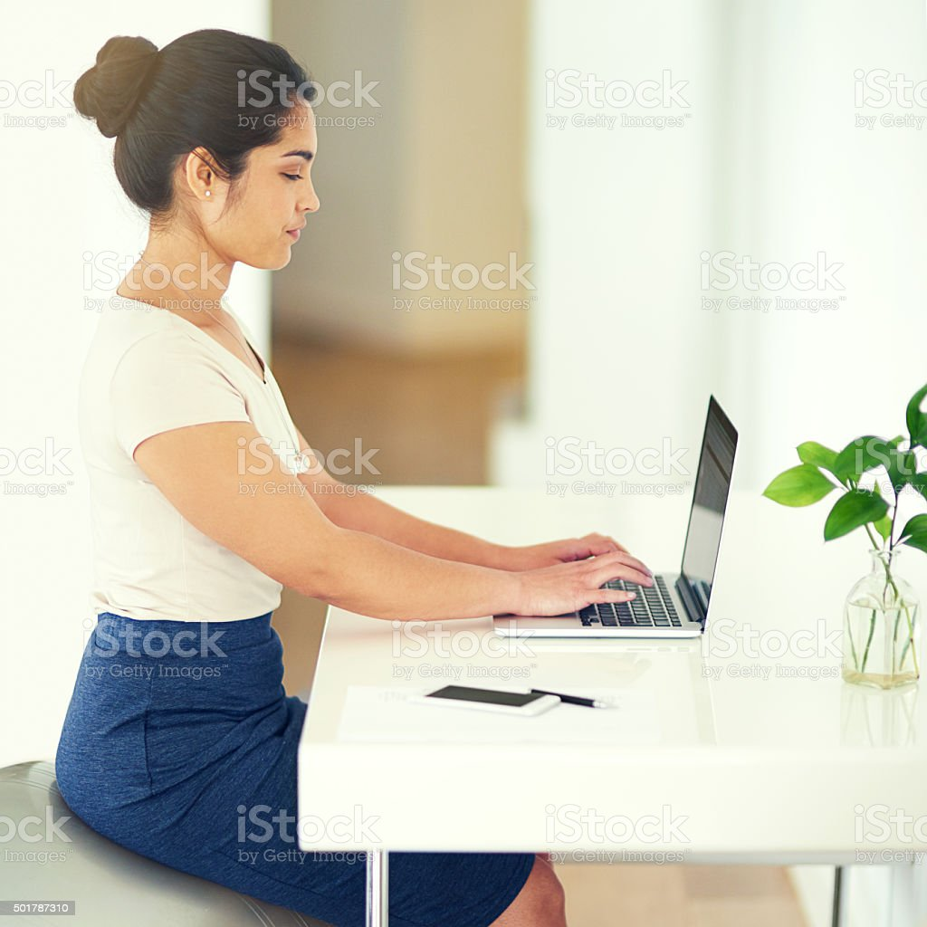 Small business, big dreams stock photo