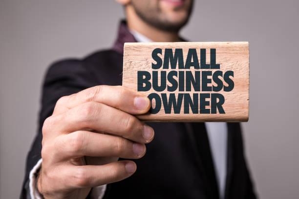 小企業主 - small business saturday 個照片及圖片檔