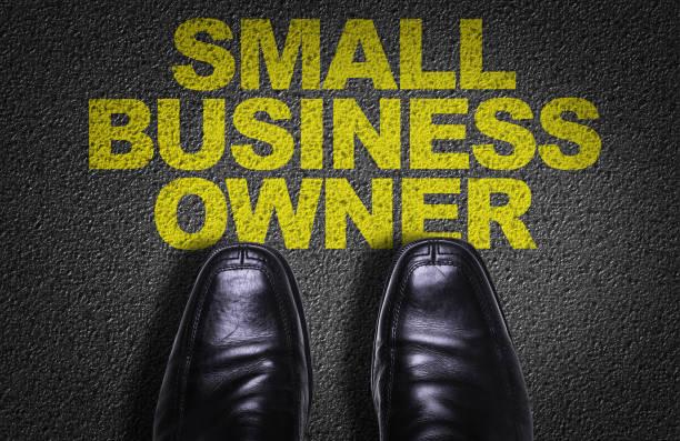 소규모 비즈니스 업주  - small business saturday 뉴스 사진 이미지