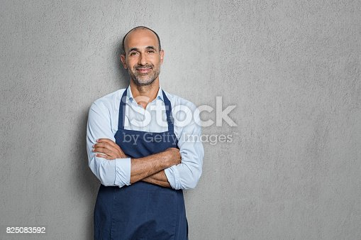 istock Small business owner 825083592