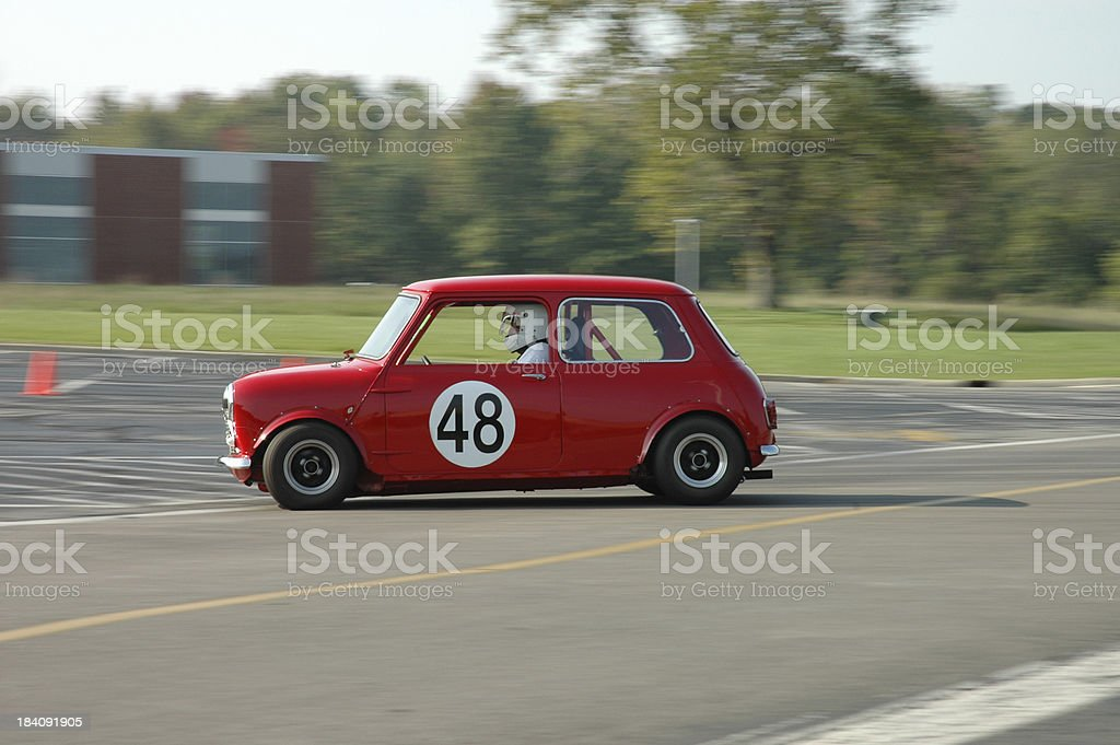 Small but fast! stock photo