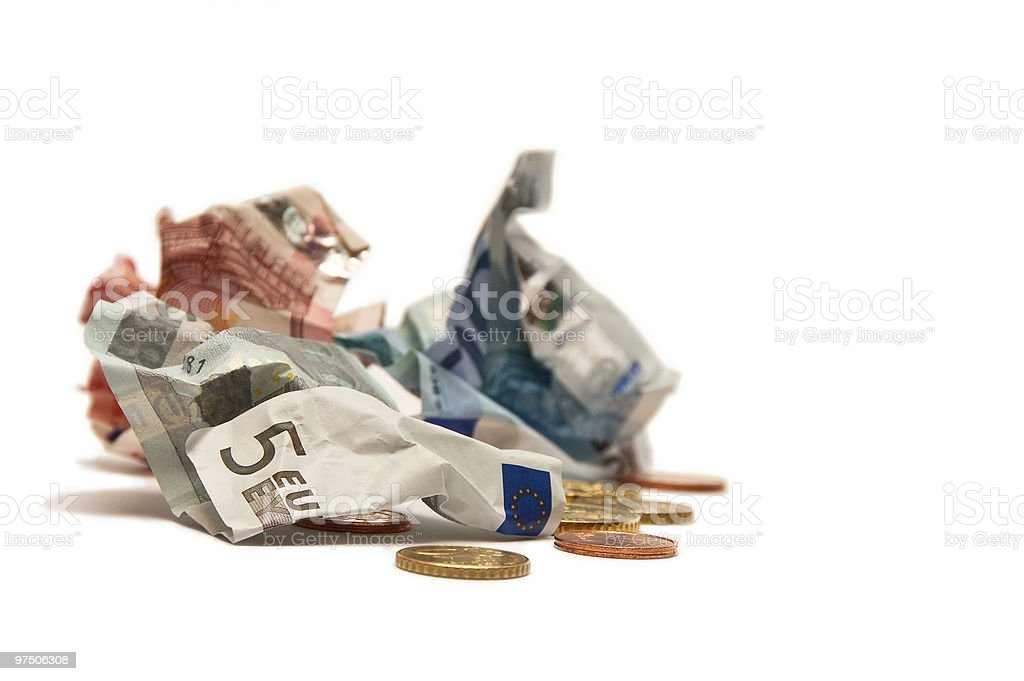 Small Change royalty-free stock photo