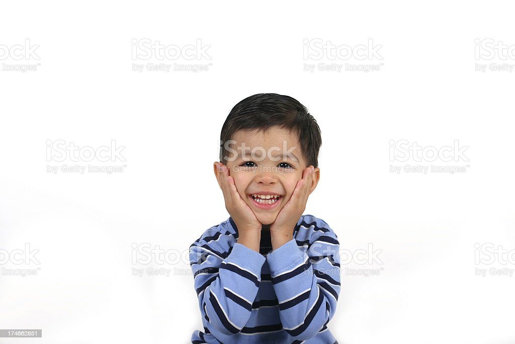small child royalty-free stock photo
