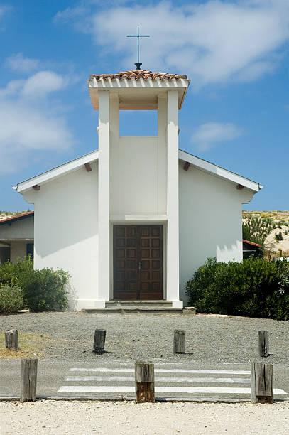 Small Church stock photo