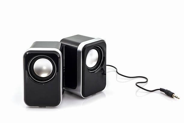 622 Computer Speaker Stock Photos, Pictures & Royalty-Free Images