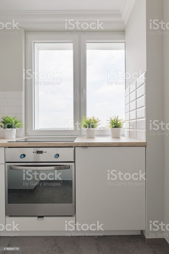 Small Cozy Kitchen Stock Photo More Pictures Of 2015 Istock