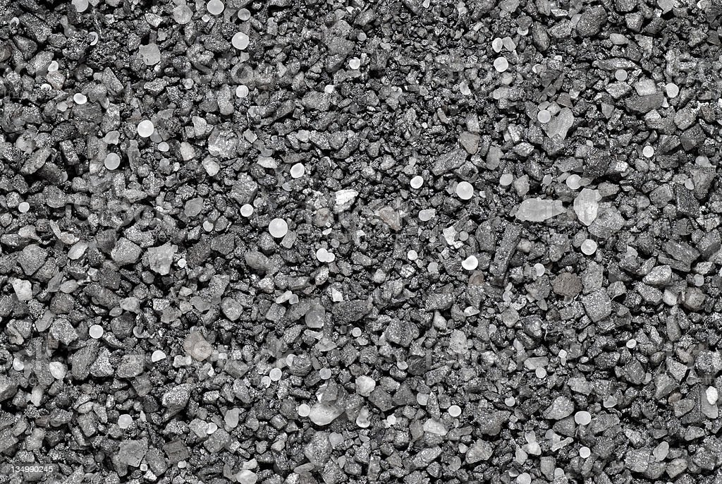 small dark stones royalty-free stock photo
