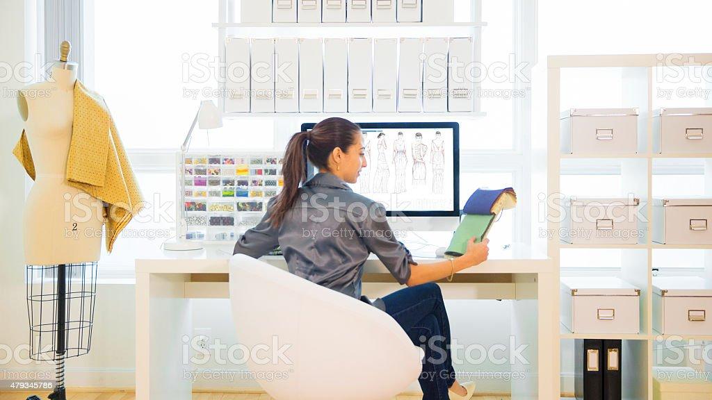 Small Design Business stock photo