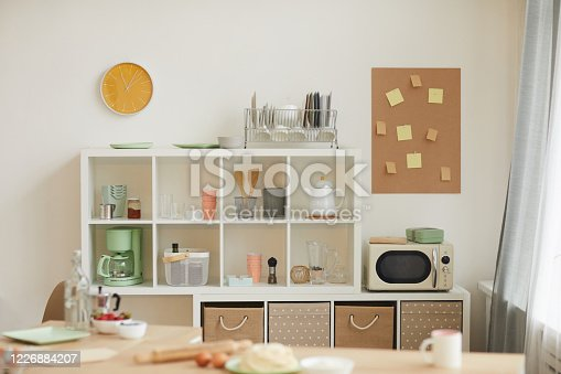 665910118 istock photo Small domestic kitchen 1226884207