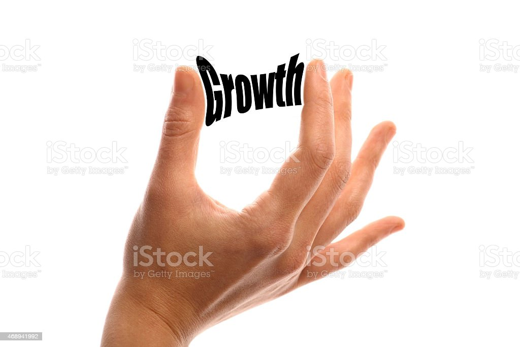 Small growth stock photo