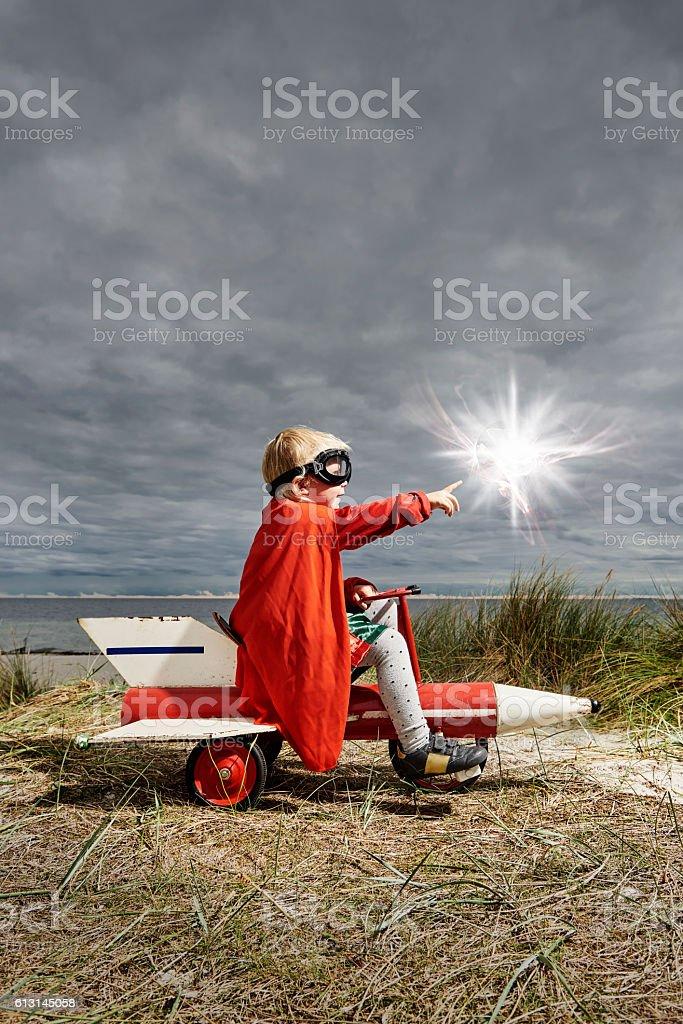 Small Hero - Photo