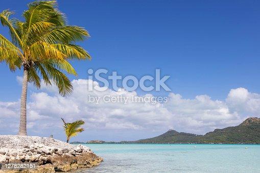 istock A small island in tropical Bora Bora 1278282151