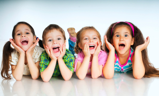 Small Kids Stock Photo - Download Image Now