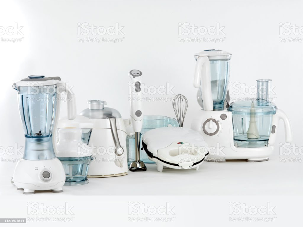 Small Kitchen Appliances Stock Photo Download Image Now Istock