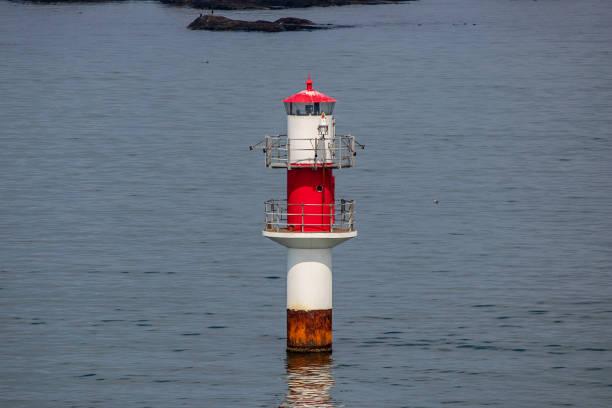 Kleiner Leuchtturm. – Foto