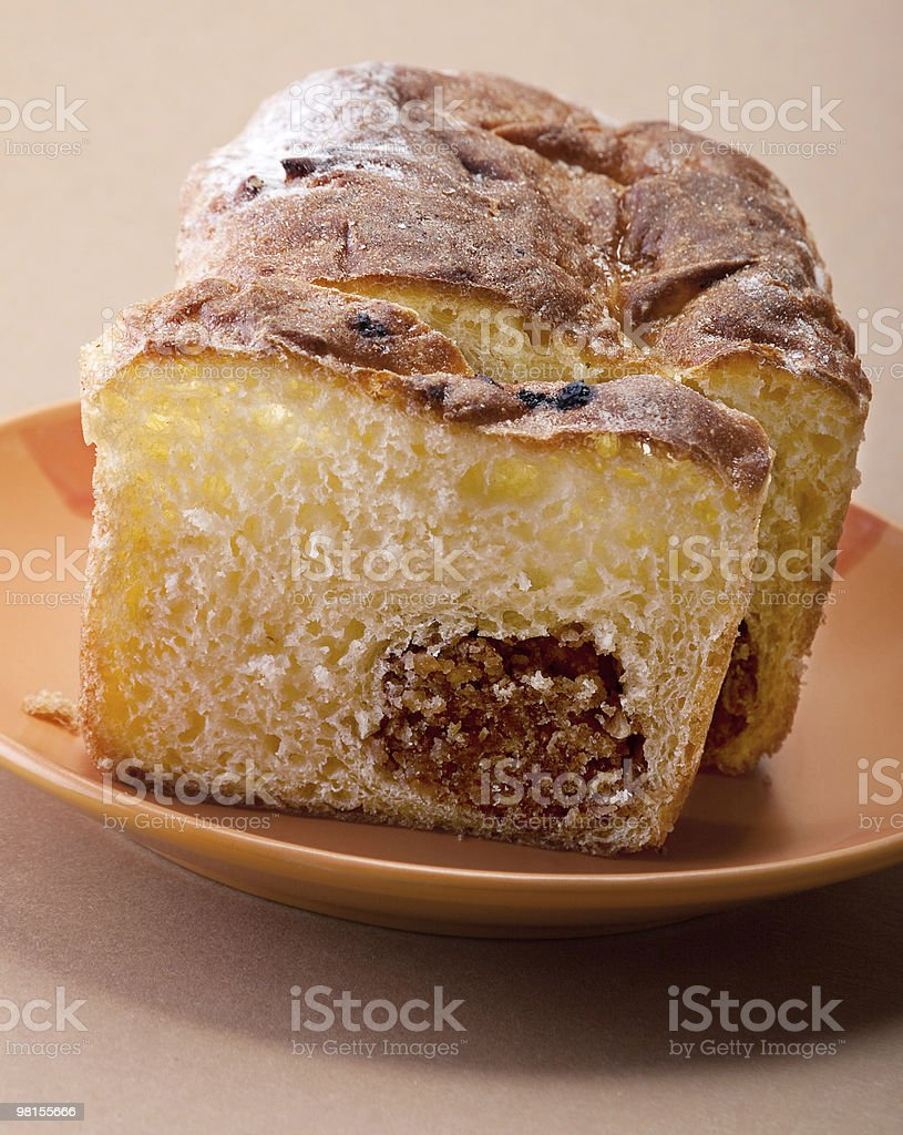 Small loaf bread royalty-free stock photo